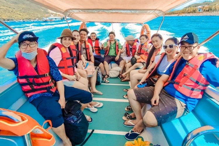 Du lịch đảo Robinson Nha Trang